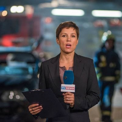 Outside Broadcast and Newsgathering