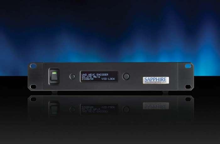 BWS Sapphire HEVC Encoder