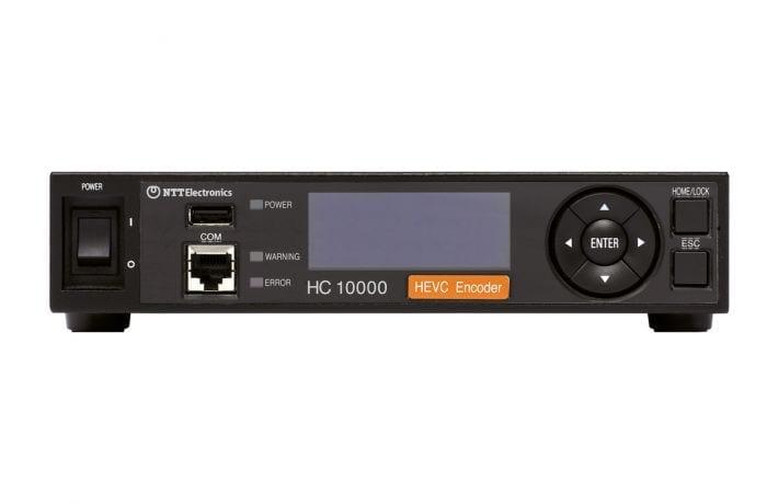 NTT Electronics HC10000 encoder