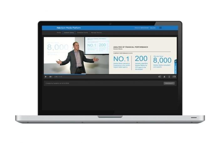 Haivision - Media Platform
