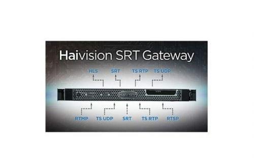 Haivision - SRT Gateway