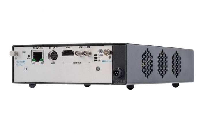 Haivision - Makito X HEVC Encoder