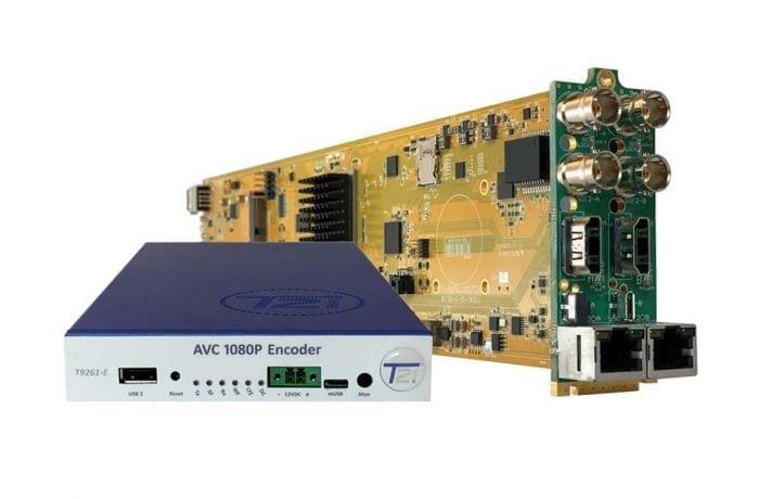 Vitec - T-9261 Encoder