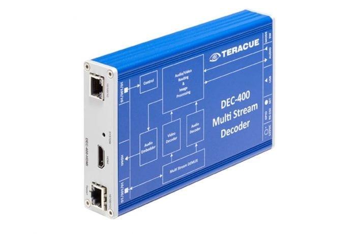 Teracue - ENC 400 Decoder